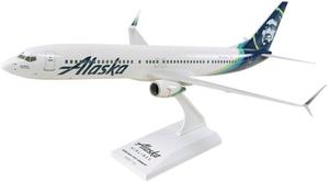 SKR875 Alaska New 2016 737-900 1/130