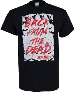 Back From the Dead Emo Tee