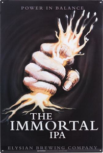 "16"" x 23"" Tin Tacker - Immortal IPA"