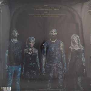 Unleashed Vinyl - CDs - Skillet Store
