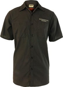 Work shirts polos deschutes brewery store for Work polo shirts with logo