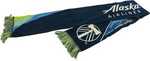 Custom Timbers & Alaska Airlines HD Knit Scarf