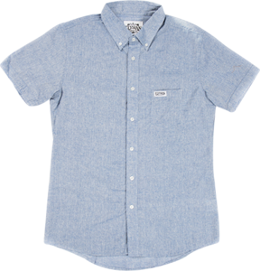 Elysian Brewer's Short Sleeve Button Up Shirt