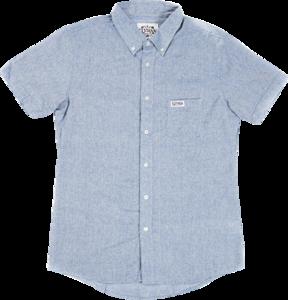 Elysian Brewer's Short Sleeve Button Up Shirt