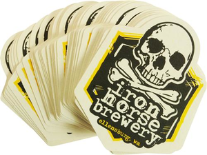 Crest Logo Coaster - Pack of 100