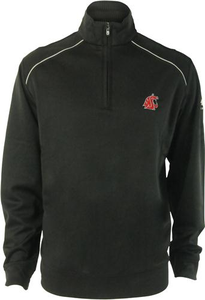 Men's Cutter and Buck WeatherTec™ Half Zip - Washington State University