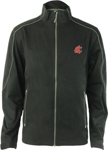 Men's Cutter and Buck WeatherTec™ Full Zip - Washington State University