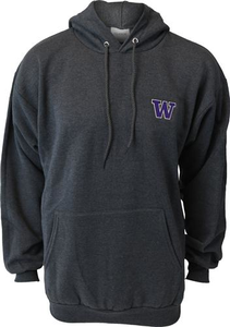 Fleece Pullover Hoodie - University of Washington