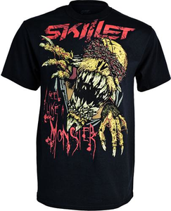 Feel Like A Monster Tee