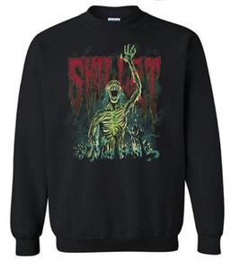 Sketched Monster Crewneck Sweatshirt