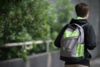 iD Tech Patterned Backpack image 1