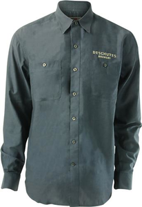 Deschutes Brewery Long-Sleeve Oxford Shirt