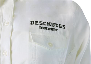 Women's Deschutes Brewery Long-Sleeve Cutter & Buck Shirt