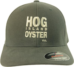 Hog Island Flexfit Hat