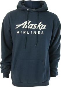 Alaska Logo Clique Pullover Hoodies