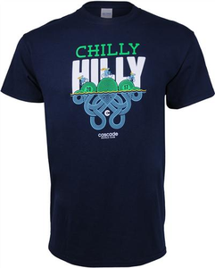 Chilly Hilly 2017 T-Shirt