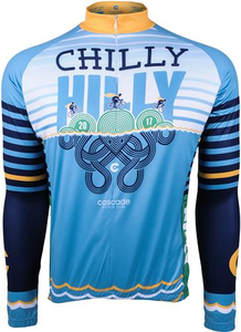 Chilly Hilly 2017 Men's Jersey
