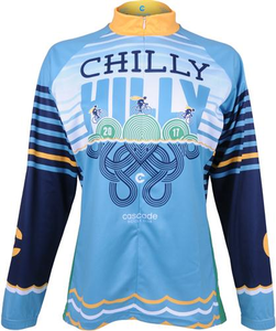 Chilly Hilly 2017 Women's Jersey