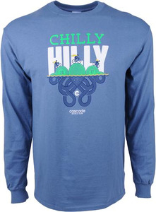 Chilly Hilly 2017 Long Sleeve T-Shirt