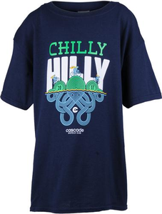Chilly Hilly 2017 Youth Short Sleeve T-Shirt