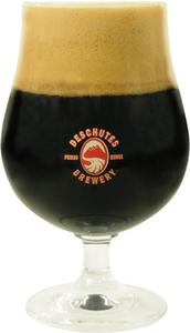 VINTAGE Deschutes Brewery Snifter Pub Glass