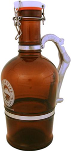 VINTAGE Deschutes Brewery Growler- 2L