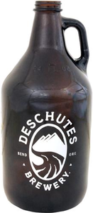 "VINTAGE Deschutes Brewery ""Moonshine"" Growler - 2L"