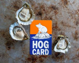 Hog Gift Card
