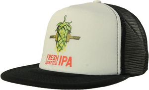 Beer Logo Hat: Fresh Squeezed IPA