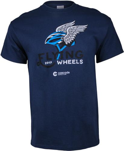 Flying Wheels '17 Unisex Tees