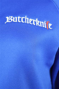 Ladies Butcherknife Brewing Logo Hoodie