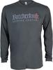 Butcherknife Brewing Long Sleeve Logo Tee image 1