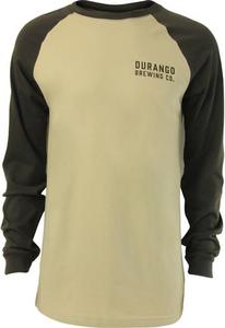 Durango Brewing Unisex Dark Lager Raglan