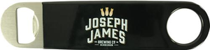 Joseph James Brewing Logo Paddle Openers