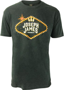 Joseph James Brewing Unisex Vegas Tee