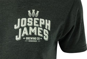 Joseph James Brewing Unisex Beer Tees