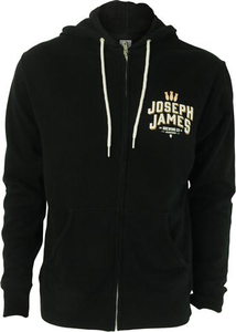 Joseph James Brewing Unisex Zip Hoodie
