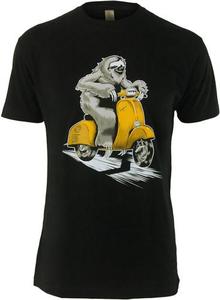 Plex Slothy Vespa T-Shirt