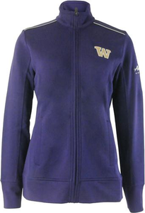 Cutter and Buck WeatherTec™ Ridge Full Zip-University of Washington