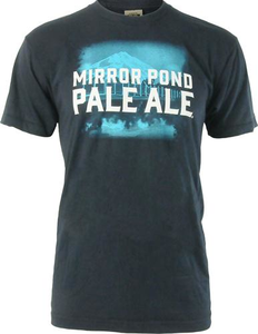 Beer Logo T-Shirt: Mirror Pond Pale Ale