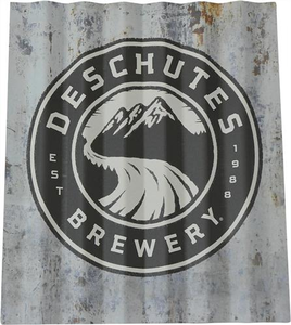 Deschutes Brewery Corrugated Tacker