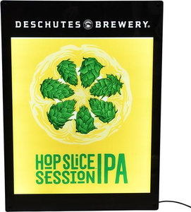 LED Sign: Hop Slice IPA