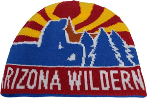Arizona Wilderness Reversible Beanie