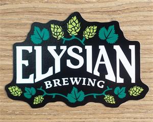 Sticker - Elysian Hops