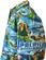 Beer Logo Hawaiian Shirt: Pacific Wonderland image 3