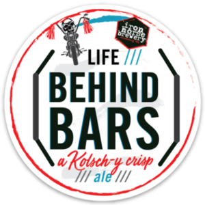 Life Behind Bars Tap Stickers (25 pack)