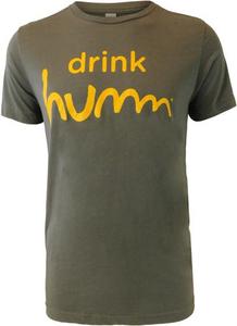"Humm Kombucha ""Drink Humm"" T-Shirt"