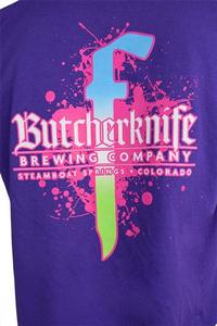 Beer Logo Tee: Amputator