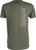 Butcherknife Brewing Vertical Logo Short Sleeve Tee image 1
