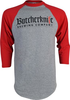 Butcherknife Brewing Baseball Tee image 1
